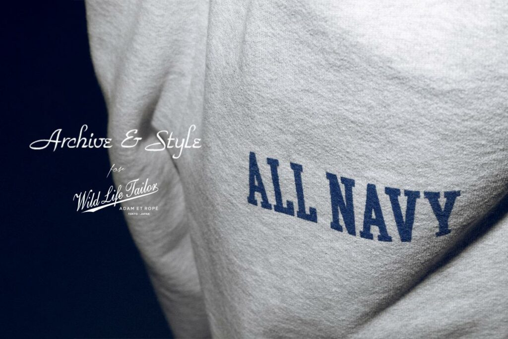 Archive & Style for WILD LIFE TAILOR -ALL NAVY-